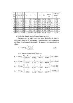 Curs - Ingineria calitatii