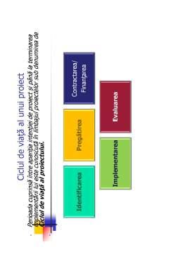 Curs - Elaborarea și managementul proiectelor