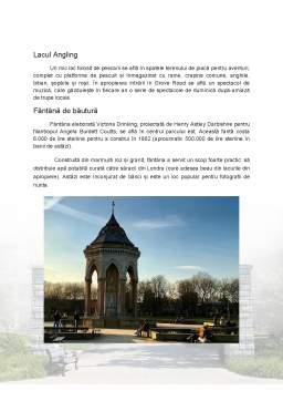 Proiect - Victoria Park