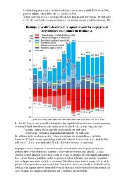 Proiect - Creșterea economică
