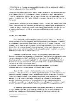 Proiect - Bursa de valori