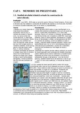 Proiect - Proiect Calculul si Constructia Autovehiculelor - Calculul Ambreiajului