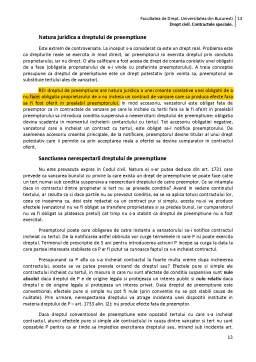 Curs - Drept civil - Contractele speciale