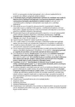 Curs - Drepturile și libertățile fundamentale în AP