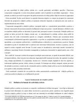 Curs - Metode de Cercetare în Relații Publice