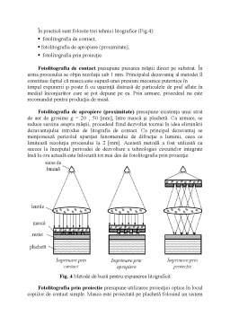 Curs - Fotolitografia