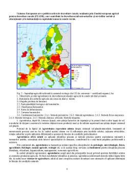Curs - Metode agrotehnice pentru ameliorarea solurilor erodate