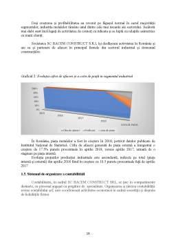 Proiect - Management financiar contabil - SC Bacem Construct SRL