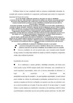 Curs - Studiul teoriei clasice a proiectării