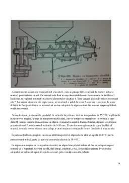 Proiect - Tehnologia de fabricare a săpunului
