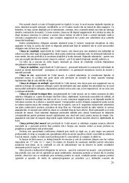Seminar - Dreptul muncii