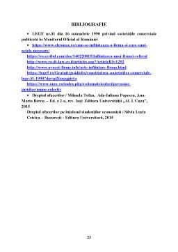 Seminar - Acte necesare pentru constituirea unui SRL cu un singur membru societar