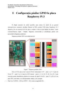 Proiect - Implementarea unui server MQTT utilizând platforma Raspberry Pi