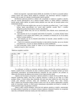 Proiect - Schemă de comandă pentru automatizarea unei linii de transportat și prelucrat bușteni