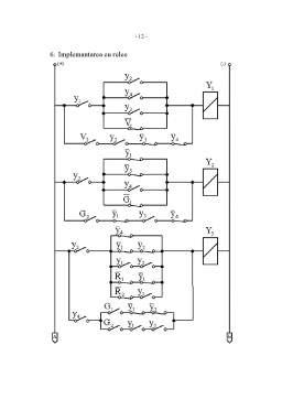 Proiect - Schema de comandă pentu automatizarea semnalizărilor luminoase