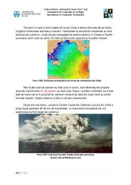 Proiect - Vulcanism și seismicitate