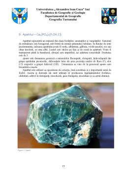Proiect - Lumea și mineralele