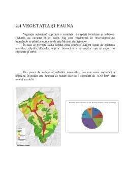 Laborator - Modificări ale serviciilor ecosistemice - analizate la nivelul Depresiunii Vulcana Băi