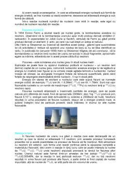 Referat - Energia Nucleară