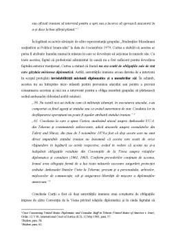 Curs - Atribuirea faptelor internaționale ilicite - jurisprudența