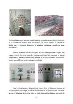 Referat - Complexul Muzeal Iulian Antonescu din Bacău