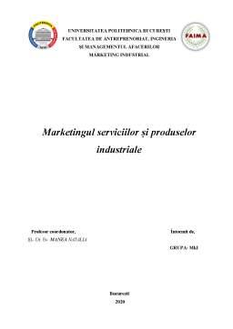 Proiect - Mixul de marketing în serviciile financiar-contabile