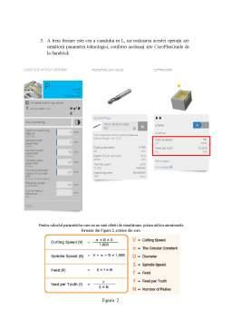 Proiect - Comanda și programarea mașinilor unelte cu comandă numerică