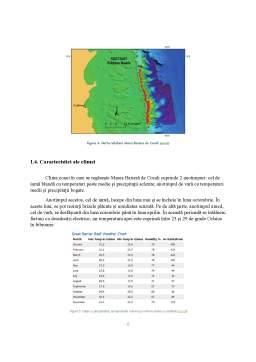 Proiect - Biodiversitatea insulelor coraligene - Marea Barieră de Corali