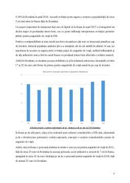 Curs - Asigurări de viată - O perspectivă comparativă între România și Federația Rusă