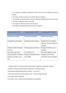 Referat - Strategii de disciplinare pozitivă și asertivă în relația profesor-elev
