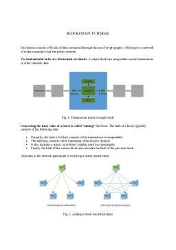 Laborator - Blockchain tutorial