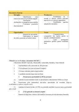 Proiect - Recrutarea personalului într-o instituție publică - Direcția Locală de Evidență a Persoanelor Iași - Serviciul de Stare Civilă