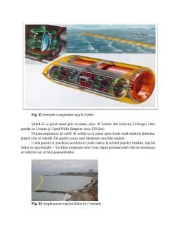 Proiect - Surse speciale de energie regenerabilă în vederea captării energiei valurilor