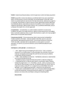 Laborator - Subiect examen Ingineria sistemelor de programe