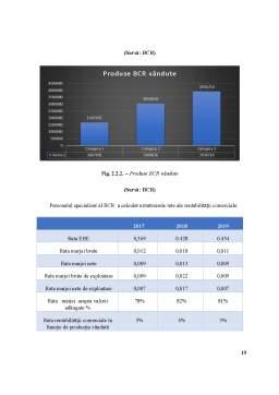 Licență - Managementul vânzărilor pe produsul bancar - Fonduri de Investiții la BCR