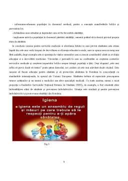 Referat - Analiza legăturii dintre nivelul de educație și cererea pentru serviciile medicale