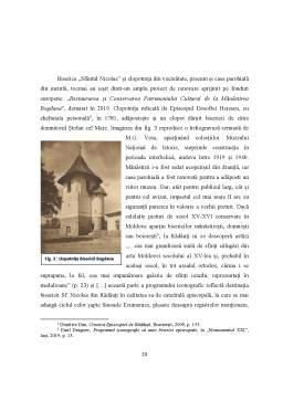 Disertație - Aspecte din istoria unei instituții bisericești din Moldova - Episcopia de Rădăuți în secolele XV-XVIII