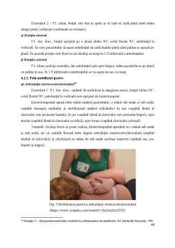 Licență - Impactul kinetoterapiei asupra pacienților cu periartrită scapulo-humerală