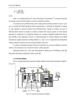 Proiect - Metode de Corelare a Datelor de Echilibru Lichid - Vapori Pentru un Amestec Binar