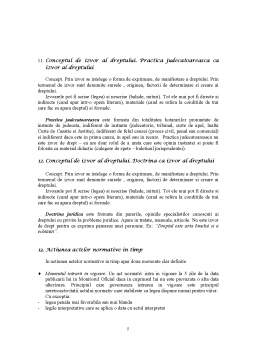 Curs - Lucrare Recapitulativa - Introducere in Drept