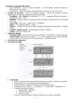 Curs - Programare pe Componente
