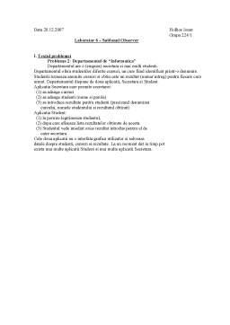 Laborator - Java