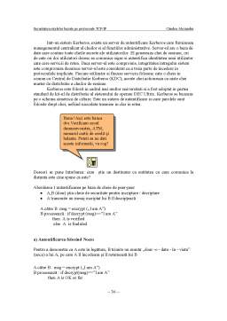 Proiect - Securitatea Retelelor Bazate pe Protocoale Tcp/Ip 2