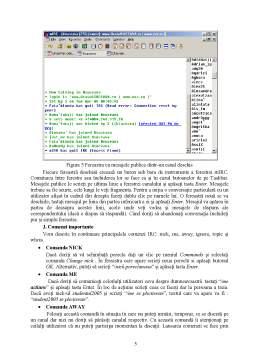 Curs - Serviciul IRC - Internet Relay Chat