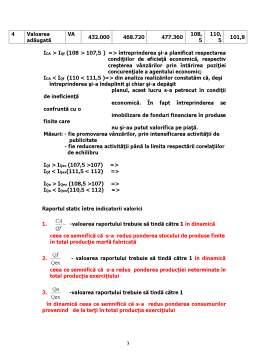 Curs - Analiza Activității de Producție și Comercializare a Agentului Economic