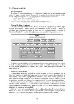Curs - Javascript și World Wide Web