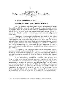Proiect - Tipuri de Drept - Public, Privat, Penal, International - In Sistemele Juridice