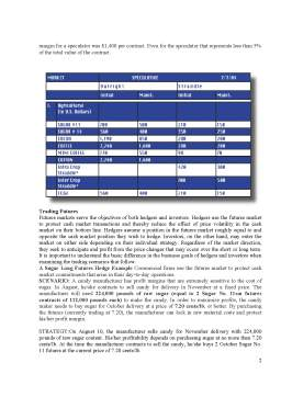 Curs - Derivatives Instruments