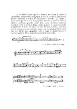 Referat - Stilul Mozartian in Interpretarea Pianistica