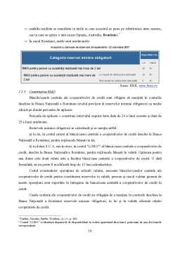 Proiect - Rezerva Minimă Obligatorie